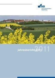 Jahresbericht 2011 - Universitätsklinikum Regensburg