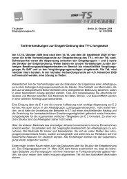 Tarifverhandlungen zur Entgelt-Ordnung des TV-L fortgesetzt