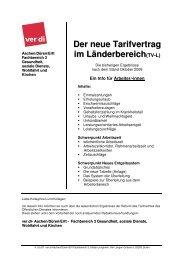 TV-L Arbeiter