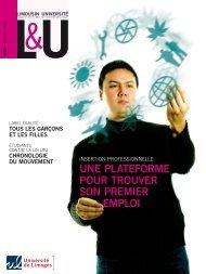 LU n°90 - Université de Limoges