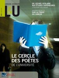 LU n°88 - Université de Limoges