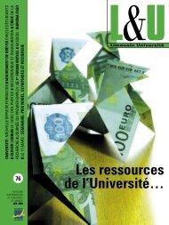 LU n°76 - Université de Limoges