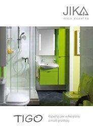 Kúpeľňa pre veľké plány a malé priestory - UNIMAT