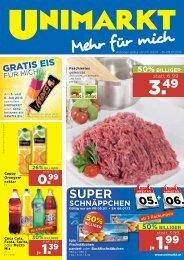 GRATIS EIS - Unimarkt