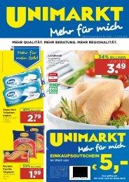 billiger - Unimarkt