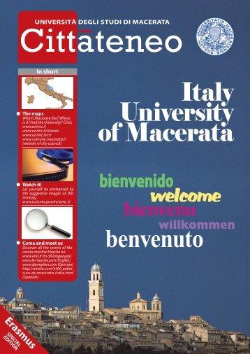 Cittateneo - Università degli Studi di Macerata