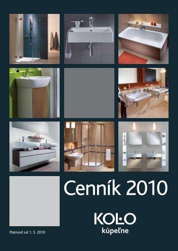 Cenník 2010 - UNIMAT