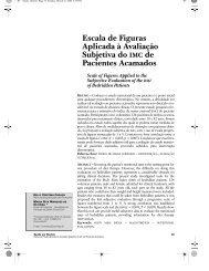 Escala de Figuras Aplicada à Avaliação Subjetiva do IMC ... - Unimep