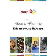 Erlebnisroute Baranya