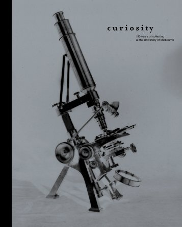 Curiosity brochure 04 - University of Melbourne