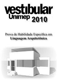Linguagem Arquitetônica - Unimep