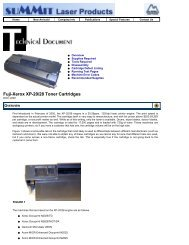 Fuji-Xerox XP-20/28 Toner Cartridges - Uninet Imaging