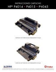 HP® P4014 • P4015 • P4045 - Uninet Imaging