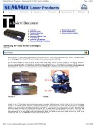 Samsung SF-5100 Toner Cartridges - Uninet Imaging