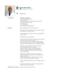 Angelo Benevento - The University of Insubria
