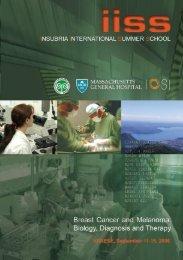 brochure - The University of Insubria