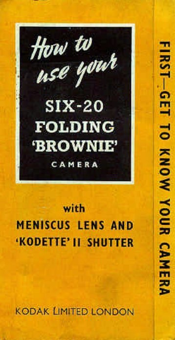 Download - The Brownie Camera Page
