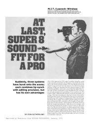Popular Photography - Desktop Video Group