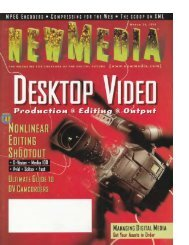 Two moves to make ASAP: DV and widescreen - Desktop Video Group