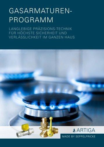 gasarmaTuren- programm - Unionhaustechnik