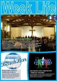 Week Life Large 01 – 19-26 Maggio 2013 ITA - UnionLido