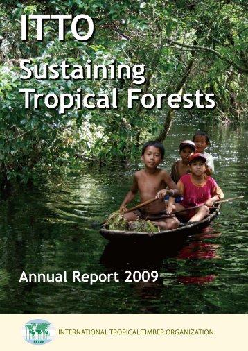 Annual Report 2009 - ITTO