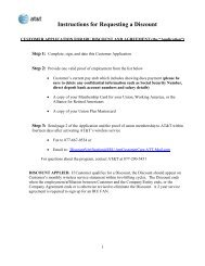 SAMPLE LETTER TO PROSPECTIVE MEMBERS A     - Union Plus