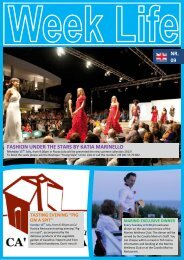 fashion under the stars by katia marinello nr. 09 - Camping Union ...