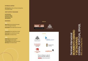 programa - Universidad de Oviedo