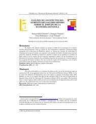 Resumen Abstract - Universidad de Oviedo
