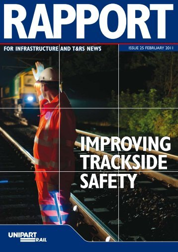 Rapport 25 - February 2011 - Unipart Rail