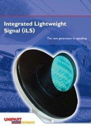 Integrated Lightweight Signal (iLS) - Unipart Rail