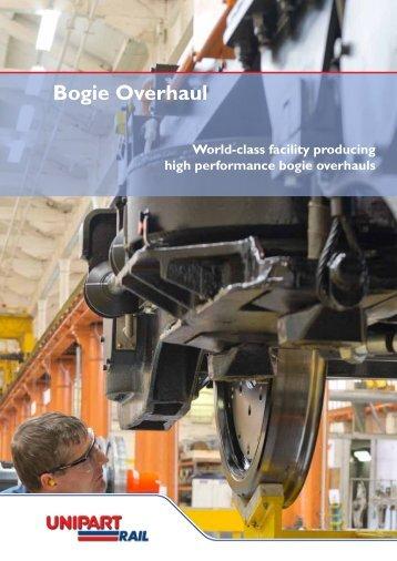 Bogie Overhaul Service - Unipart Rail