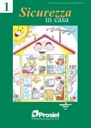La sicurezza elettrica in casa (a cura di prosiel) - Unipd-Org.It