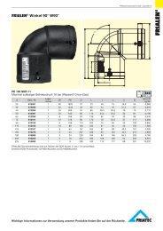 FRIALEN® Winkel 90° W90°