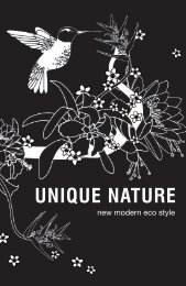Flyer Download - Unique Nature