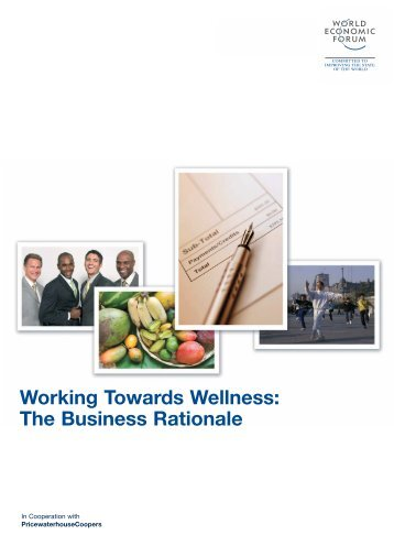 Working Towards Wellness: The Business Rationale - Uniqa