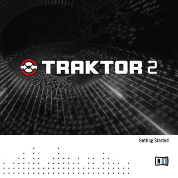Traktor 2 Getting Started English - UniqueSquared.com