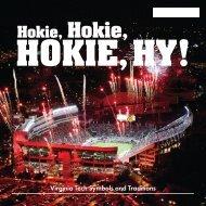 Hokie, Hokie, - University Relations - Virginia Tech