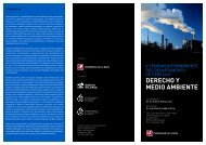DERECHO Y MEDIO AMBIENTE - Universidad de La Rioja