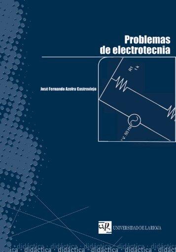 Problemas de electrotecnia