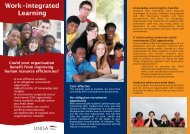 benefits - University of South Africa