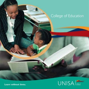 College of Education - University of South Africa