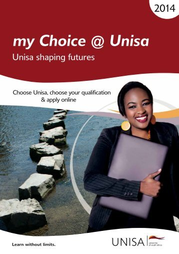 Download brochure - University of South Africa