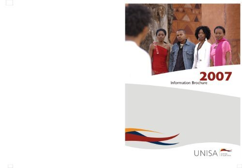 Enquiries Unisa Contact Centre Ucc University Of South Africa