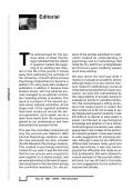 Editorial The - University of South Africa - Page 3