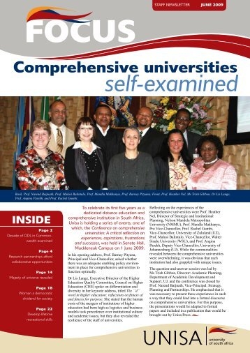 self-examined - University of South Africa