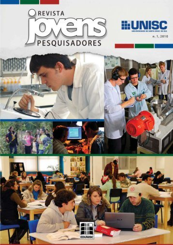 Revista Jovens Pesquisadores - Unisc