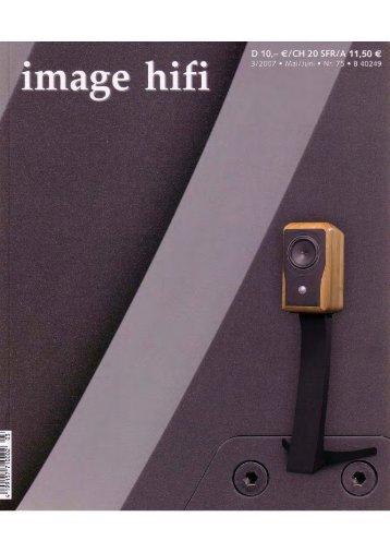 image hifi Juni 2007 (1,8 MB) - Unison Research