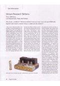 image hifi Juni 2007 (1,8 MB) - Unison Research - Page 4